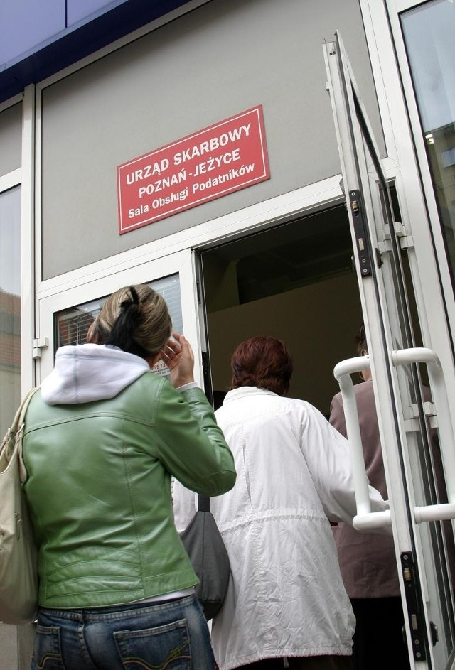 Urzędy skarbowe w całej Wielkopolsce w sobotę organizują drzwi otwarte