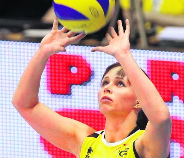 Paulina Maj uważa, że spotkanie z Muszynianką nie było najważniejsze w lidze