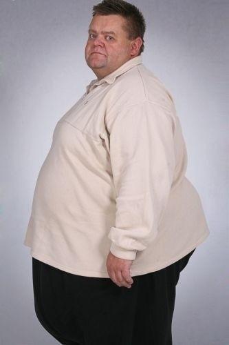 Jacek Borkowski ważył 264 kg