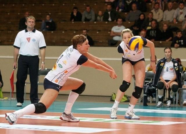 Siatkarki Budowlanych wygrały dramatyczny mecz w Mielcu