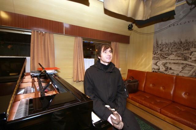 Piotr Anderszewski w sobotę zagra w Kaliszu