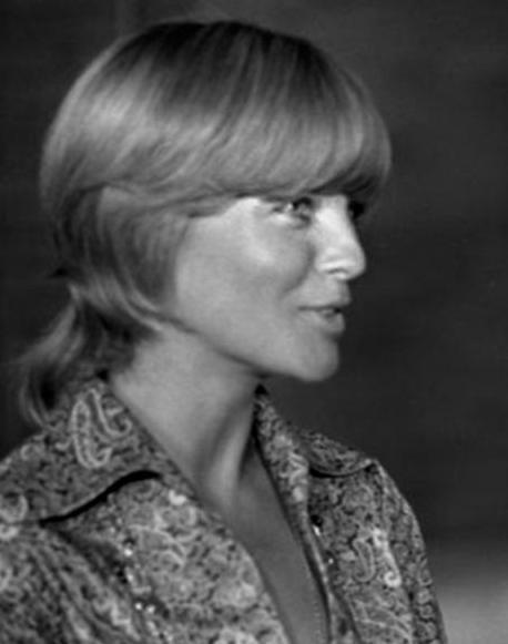Romy Schneider w 1971 roku