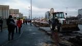 Poznań: Aleje Solidarności znów remontowane [ZDJĘCIA]
