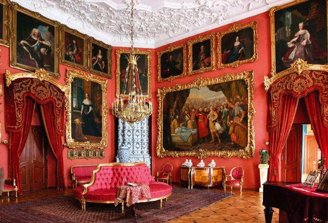 Salon Czerwony