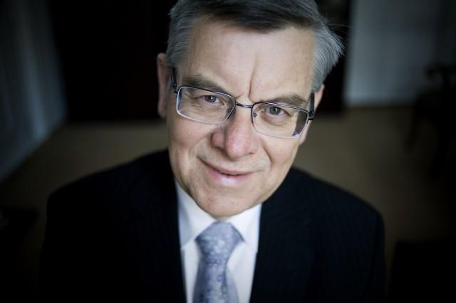 Prof. Tomasz Nałęcz, historyk, polityk. Doradca prezydenta Bronisława Komorowskiego