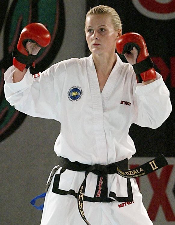 Ilona Działa (Lewart AGS Lubartów) jest jedną z najbardziej utytułowanych zawodniczek na świecie