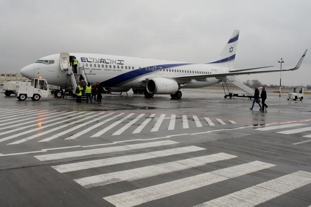 Pierwszy po zimowej przerwie samolot czarterowy do Izraela odleciał z Łodzi w sobotę.