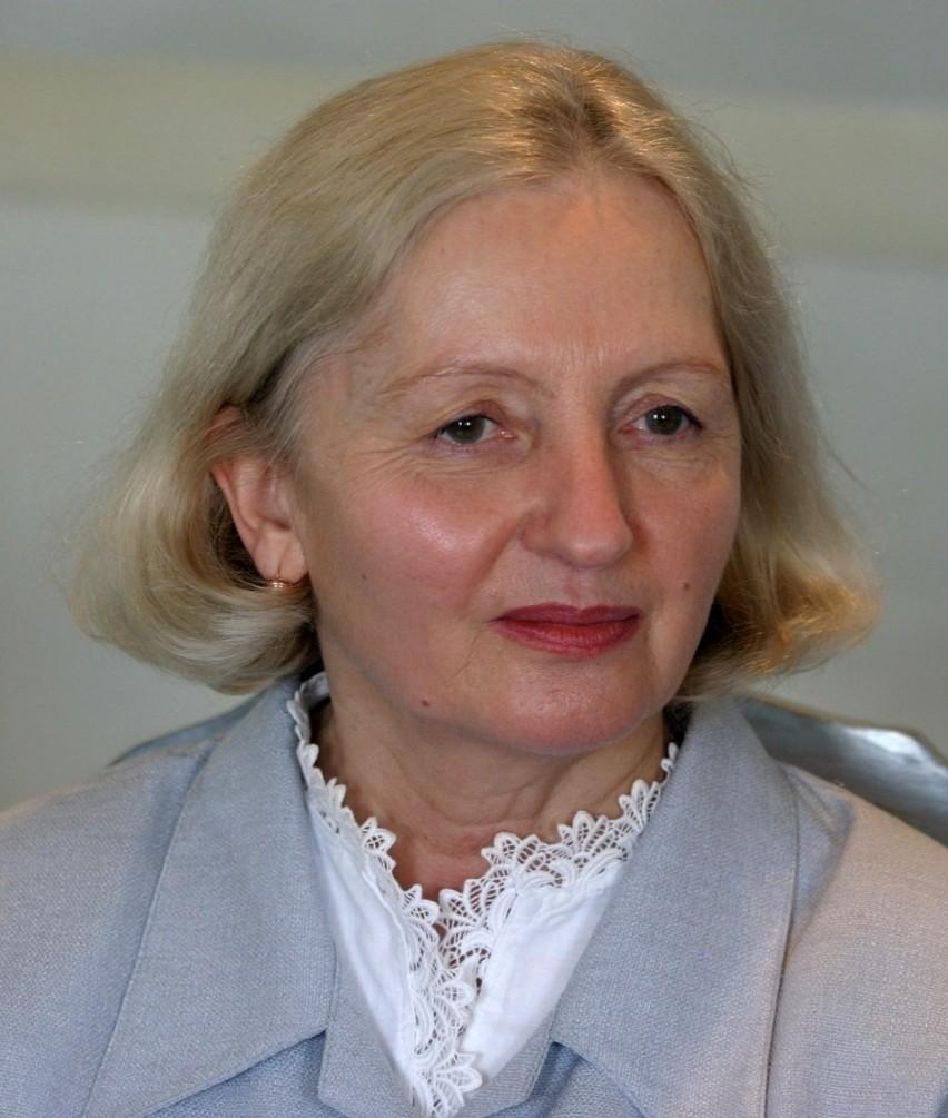 Krystyna Kmiecik-Baran