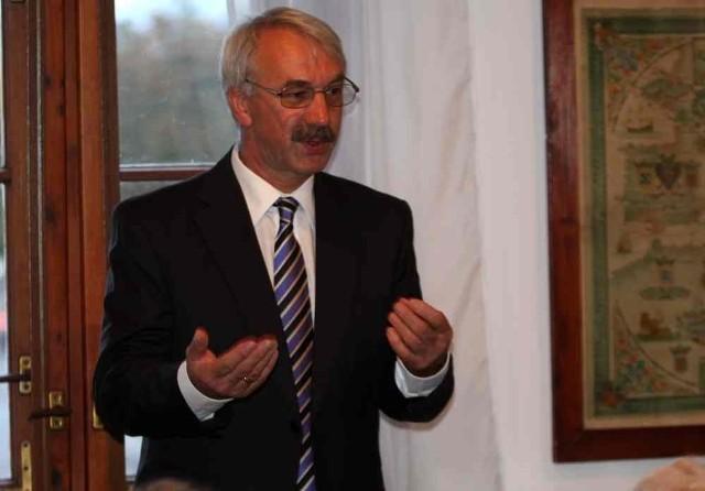 Mec. Roman Nowosielski, jeden z trójki prawników reprezentujących skarżące Rosję rodziny ofiar