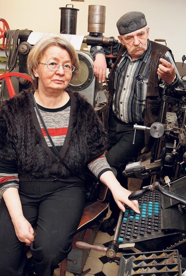 Jadwiga i Janusz Tryzno