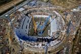 Tak powstawał wrocławski stadion (GALERIA)