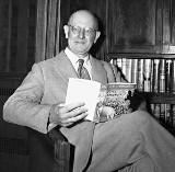 Śląsk, nuda i buraki, czyli jak słynny brytyjski pisarz utknął w Toszku