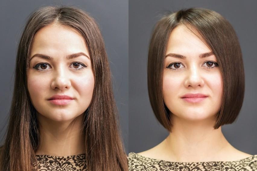 Fryzury wyszczuplające, które optycznie wysmuklą twarz. Te uczesania odejmą ci kilka kilogramów. Trendy na 2021 rok