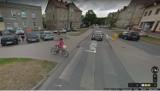 Kamery Google Street View uchwyciły oleśniczan. Widzicie się na zdjęciach?