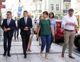 Samorządowcy z Gorzowa Wielkopolskiego goszczą w Kaliszu ZDJĘCIA