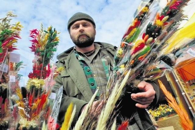 Dziś Niedziela Palmowa. Skąd się wzięła tradycja święcenia palm?