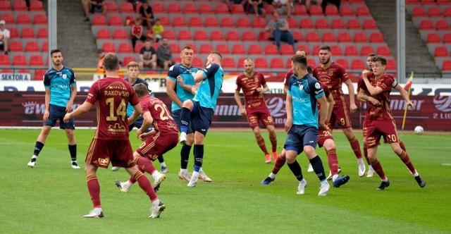 Chojniczanka Chojnice w drugim z rzędu sezonie w 2 lidze walczyć będzie o najwyższe lokaty