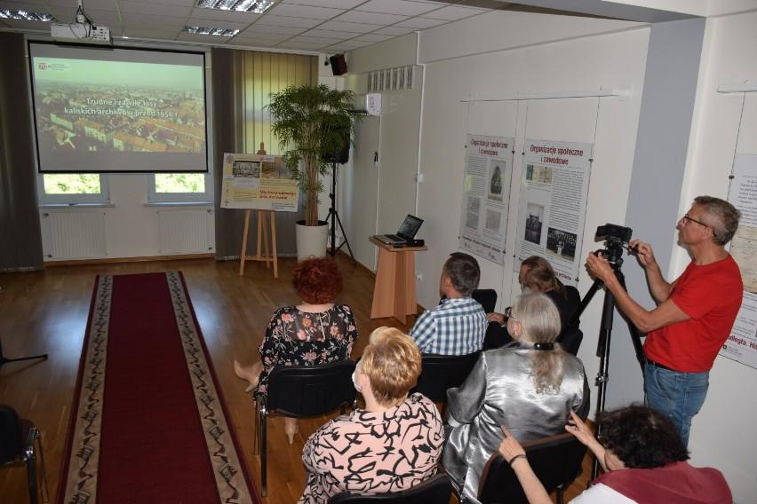 Międzynarodowy Dzień Archiwów w Kaliszu