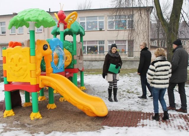 Żłobek Miejski w Turku doczekał się placu zabaw