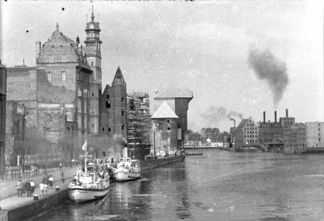 Zobaczcie niezwykłe, unikatowe stare zdjęcia Gdańska, Krakowa i Szczecina. Zrobił je dekady temu gorzowianin Kurt Mazur
