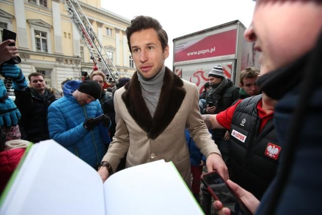 Grzegorz Krychowiak lubi się dobrze ubrać i ma swoją markę odzieżową Balamonte.
