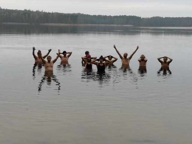 Trzech Króli z Morsami w Zaniemyślu - impreza integracyjna
