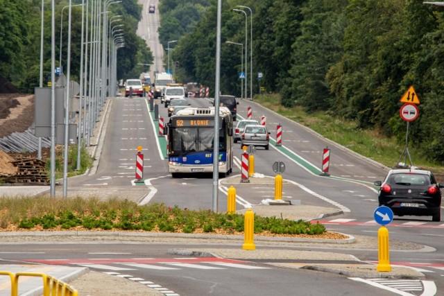 Budowa buspasów kosztowała ponad 10 mln zł.