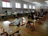 Egzaminy ósmoklasisty w czasie pandemii w 2021r. w Krotoszynie