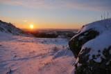 Przepiękna, bajkowa zima na Jurze Krakowsko-Częstochowskiej w obiektywie [ZDJĘCIA]