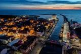 Darłowski port i okolice z lotu ptaka [ZDJĘCIA]