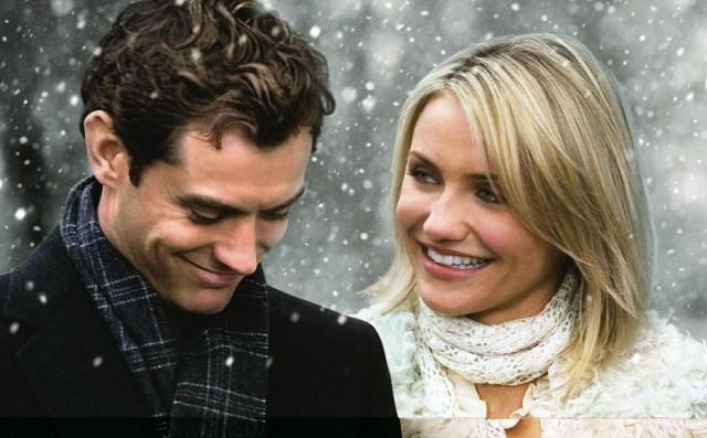 15: The Holiday   Film, który jest idealny nie tylko na Walentynki, ale i na... święta Bożego Narodzenia. Bo własnie przed wigilią toczy się akcja. Dwie kobviety postanawiają zamienić się domami na kilka dni. I tak jedna ląduje na angielskiej prowincji, druga - w Los Angeles. I nieoczekiwanie znajdują miłośc swojego życia.   W rolach głównych: Cameron Diaz, Kate Winslet, Jude Law, Jack Black