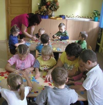 Ważną rolę przy wyborze przedszkola odgrywają dodatkowe zajęcia