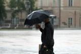 Kraków. Pogoda na weekend 26-28.02 w Krakowie. Znaczny spadek temperatury i opady deszczu