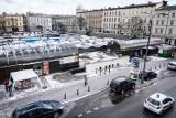 Zmiany na targowisku przy placu Piastowskim w Bydgoszczy [zdjęcia]