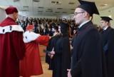 Inauguracja roku akademickiego w Karpackiej Państwowej Uczelni w Krośnie [ZDJĘCIA]