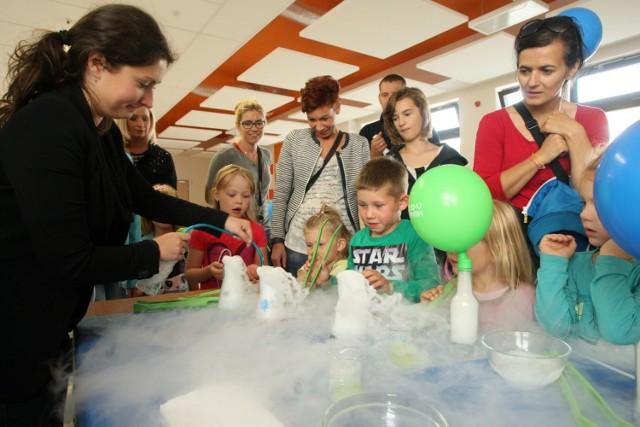 Dzień otwarty w szkole podstawowej w Kokoszkach (23.08.2014)