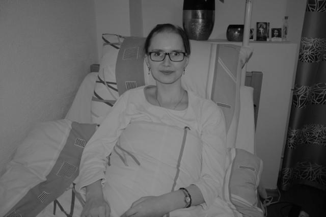 Justyna zmarła w wieku 23 lat...