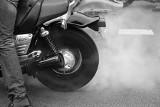 Wypadek motocyklisty w miejscowości Łysiec pod Częstochową. Nie żyje 19-latek