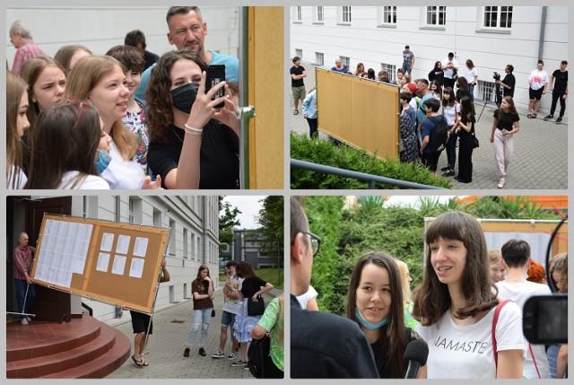 Ogłoszenie list przyjętych do LMK we Włocławku na rok szkolny 2021/2022.