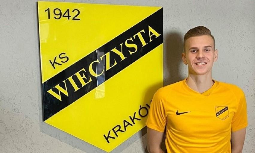 Wiktor Piejak w meczu z Wawelem Kraków strzelił siedem...