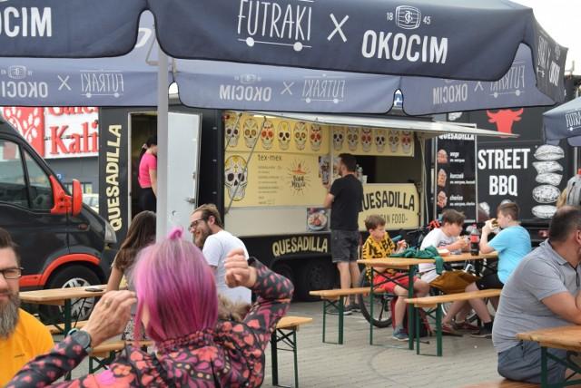 Food trucki w Kaliszu. Weekendowe kulinarne świętowanie przy Galerii Kalisz