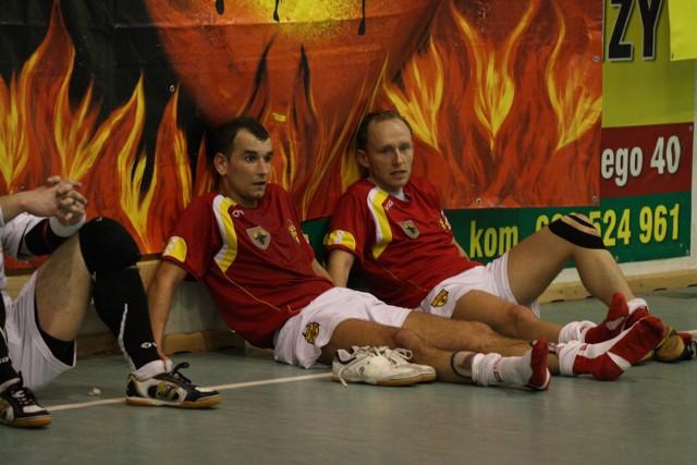 Tomasz Broner (z prawej) i Marek Cirkowski