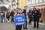 Polacy i Niemcy się zjednoczyli. W Słubicach protestowali przeciwko maseczkom czy obowiązkowym szczepieniom