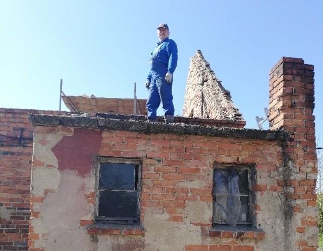 Pożar w Lubiatowie. Pogorzelcy dziękują za ogromne wsparcie i pomoc sąsiadów