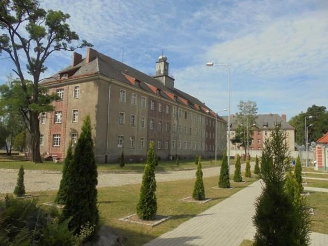 Więzienie w Wałowicach koło Gubina czeka na rozbudowę.