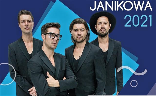 Gwiazdą tegorocznych Dni Janikowa będzie grupa Pectus, która wystąpi w sobotę, 24 lipca o godz. 21 na stadionie w Janikowie. Nie będzie to pierwszy występ grupy Pectus w Janikowie. Dało ona tam już koncert w klimacie bożonarodzeniowym w roku 2019