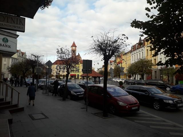 W centrum miasta obowiązuje Strefa A
