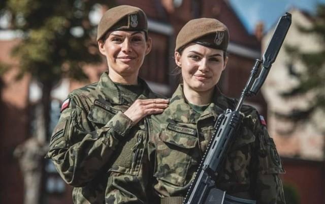 Na zdjęciu Joanna i Oliwia Dądelewskie.