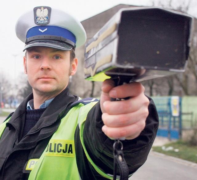 O karaniu kierowców wedle widzimisię funkcjonariuszy nie ma mowy - przekonują w KGP