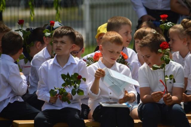 Zakończenie roku szkolnego w Niepublicznej Szkole Podstawowej w Bełchatowie